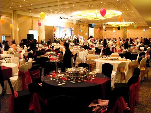 Company Dinner 2010 @ Sime Darby CC