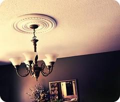 chandelier (Suki!) Tags: flowers mirror indoor chandelier reflextion suki