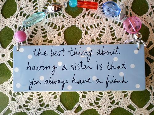 Sister Sentiment