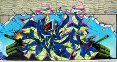 Wish by Ces (tatscruinc) Tags: streetart newyork graffiti bronx bio wish ces burners nicer tatscru brim worldfamous newyorkgraffiti huntspoint bg183 totem2 themuralkings tuffcity tatscruinc nycgraffitibattle