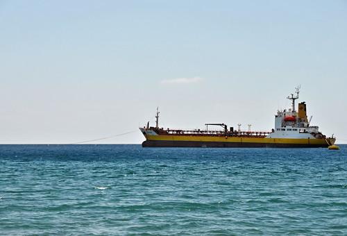Barco arenero