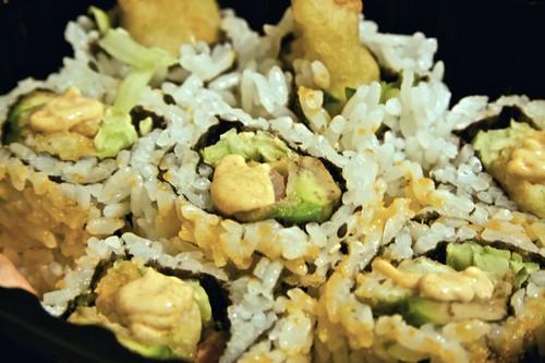 Illustration: Sushi ris - sushi opskrifter