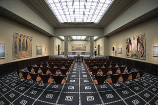 Hodlersaal @ Kunsthaus Zürich Switzerland