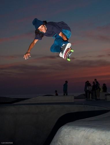 Julian Sunset Air 4-17-10