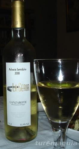 vinhos de Lanzarote