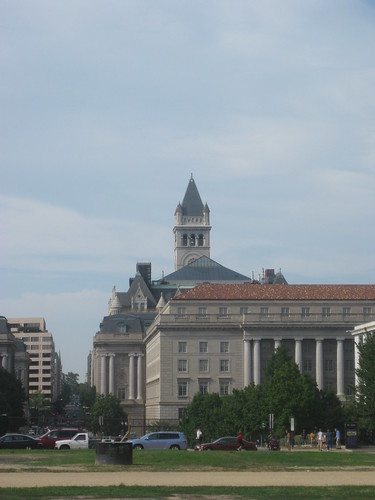 Old Post Office from the Mall