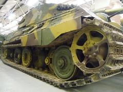 Sd Kfz 182 Panzerkampfwagen VI Ausf B (Tiger 2) (simononly) Tags: uk england museum army spring war tank military iraq nazi german soviet dorset ww2 vehicle british ww1 coldwar panzer 2010 bovington allied