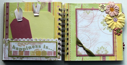 """Mother"" Mother's Day Premade Chipboard Album"