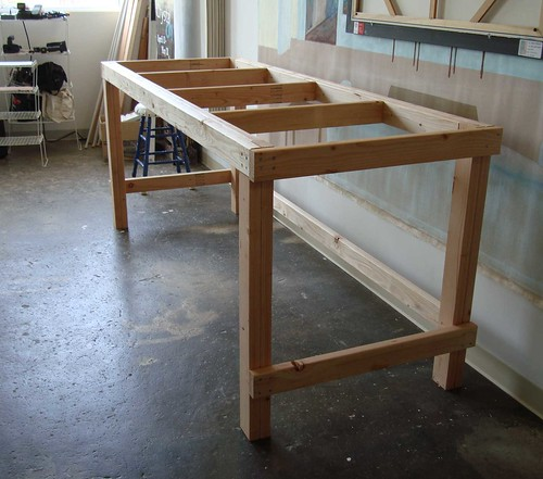 Table Structure, Mostly Done