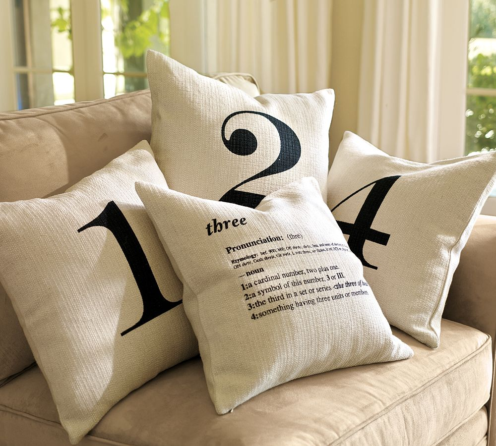 pb pillows