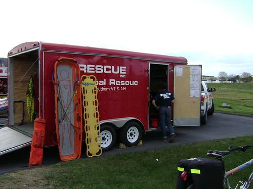 Rescue Inc Technical Rescue Trailer 1
