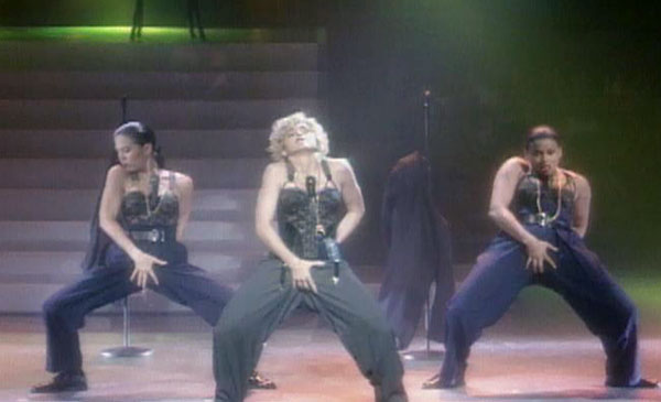 Madonna - Express Yourself 1984