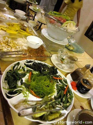 pinoy salad!