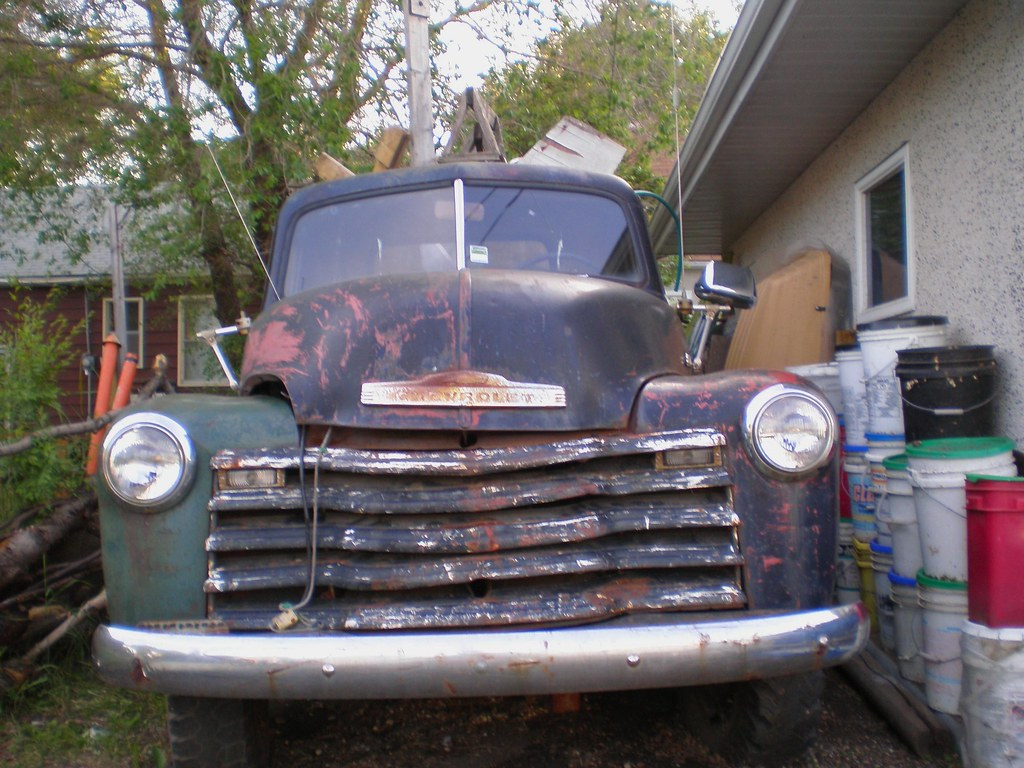 The Worlds Best Photos Of 1ton And Chevy Flickr Hive Mind 1951 1 Ton Truck Chevrolet Kaz Andrew Tags Old Dumptruck