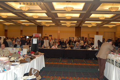 Main Ballroom at the Hollywood Show