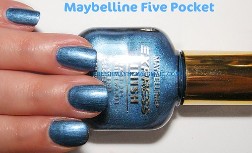Maybelline Five Pocket