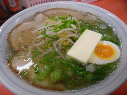 塩ラーメンの名店が店名変更『ひだるか屋』@大和高田市