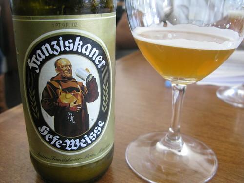 Franziskaner Hefeweisse by Caroline on Crack