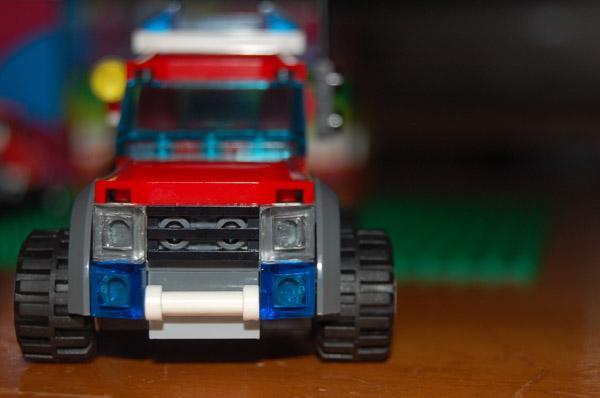 lego fire truck instructions 7942