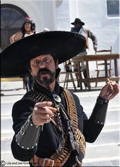 San Elizario Desperado (Birdman of El Paso) Tags: photography san texas tx joe el moo lila mexican paso western bandido desperado renenactment grossinger elizario