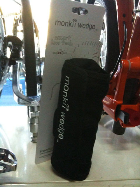 Monkii Bike Tools Wedge Pack