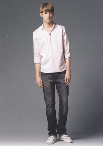 Benjamin Wenke0046_Burberry Black Label Summer 2010(Catalog)