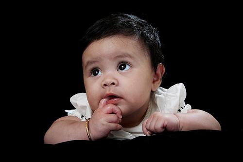 Baby Portrait - Nik Zara Ariana