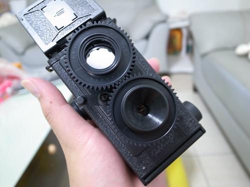 大人の科学 Vol.25 - 35ミリ二眼レフカメラ