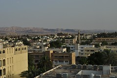 City of Aqaba (susana_helle) Tags: city architecture buildings cityscape middleeast jordan aqaba mountans