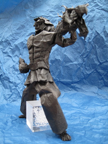 Leo Lai:折纸 - 碌碡画报 - 碌碡画报
