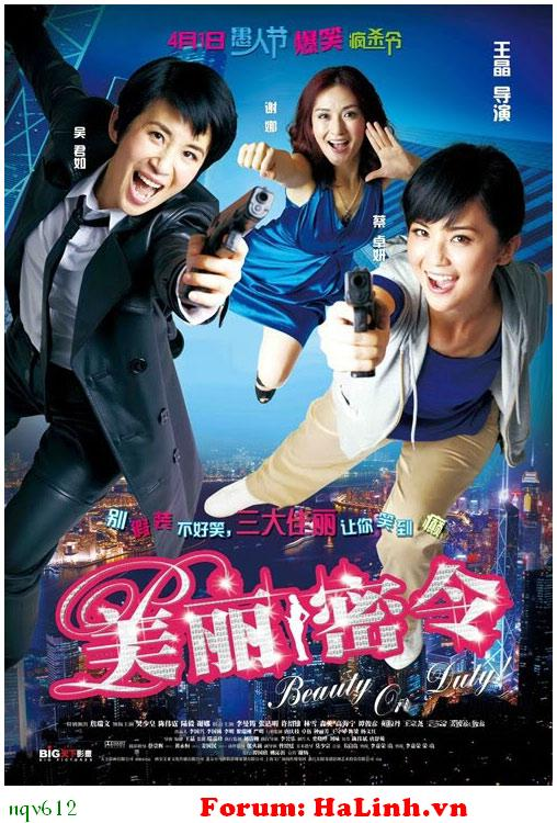 Download Movie HD DVD ZinOne Movie [Ch�u �] Beauty on Duty - M? L? M?t L?nh 2010 (DVDrip - VietSub)