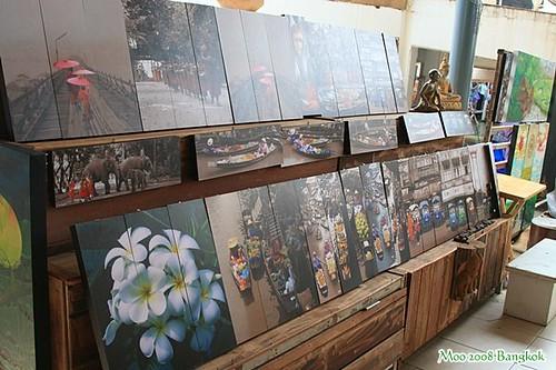 Dammnoen Saduak Floating Market-9