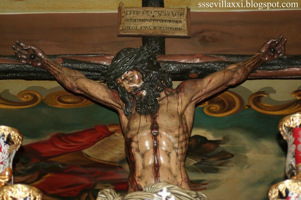 Santísimo Cristo de la Sangre. Martes Santo 2009
