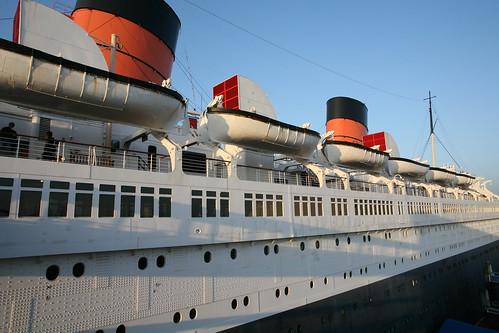 Botes Del Titanic 2 y La Cubierta