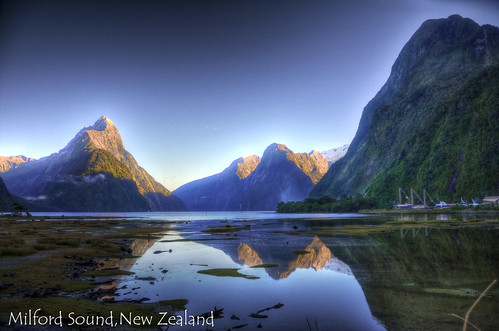 Milford Sound - 1HDR