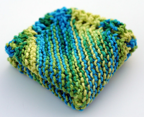Yet another dishcloth