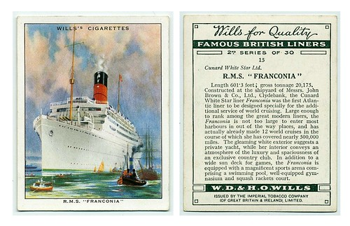 023-Famous British liners- (ca. 1922-1939)