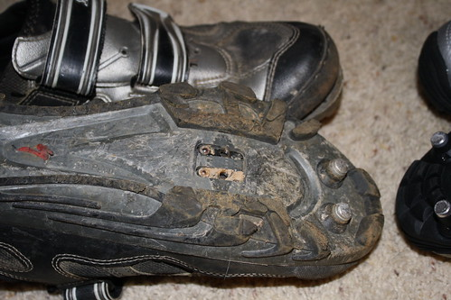 new mountain bike shoes - Lake MX 165