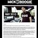 DJ Mick Boogie - News Letter