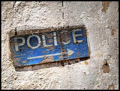 Lindos Police Station, Rhodes (HDR)