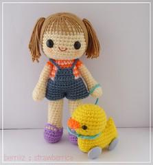 Amigurumi World Seriously Cute Crochet : CROCHET AMIGURUMI DUCK PATTERN Crochet Patterns