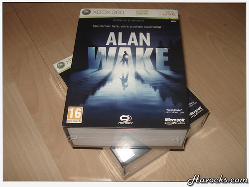 Alan Wake Collector - 01