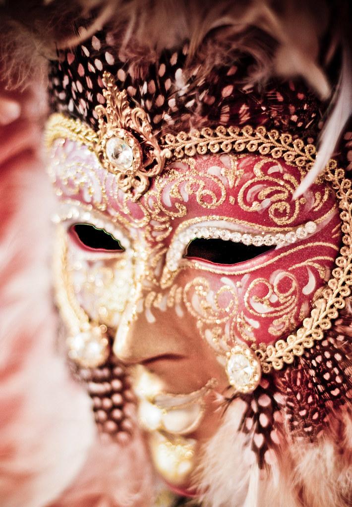16/365 Venetian Carnival Mask