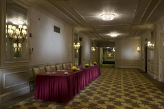 Meeting Registration (The Drake Hotel Chicago) Tags: meeting drakehotel registrationtable drake11 dopplr:stay=l231