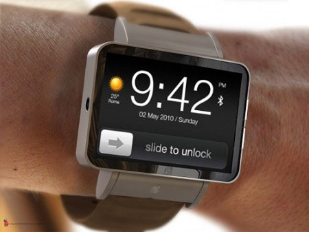 iWatch Concept watch