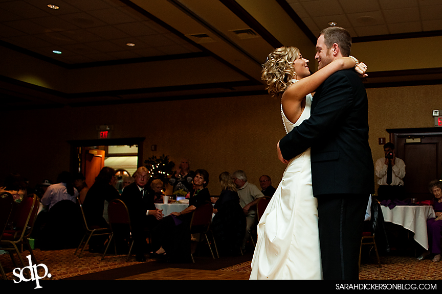 St Joseph Missouri wedding reception photography, Terribles Casino