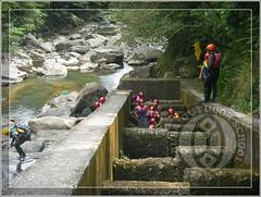 2009夏令營-溯溪24
