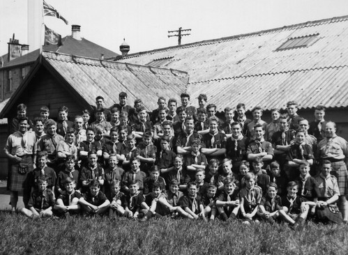 Scouts 1953