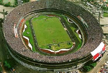 fotos do estádio morumbi