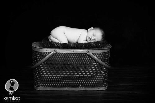 Baby B.  5 Days Old